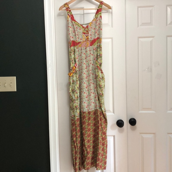Matilda Jane Dresses & Skirts - Matilda Jane Serendipity Salsa Maxi Dress Size M